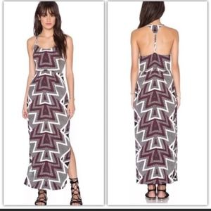 Free People Serves You Right Maxi Dress Sz 12